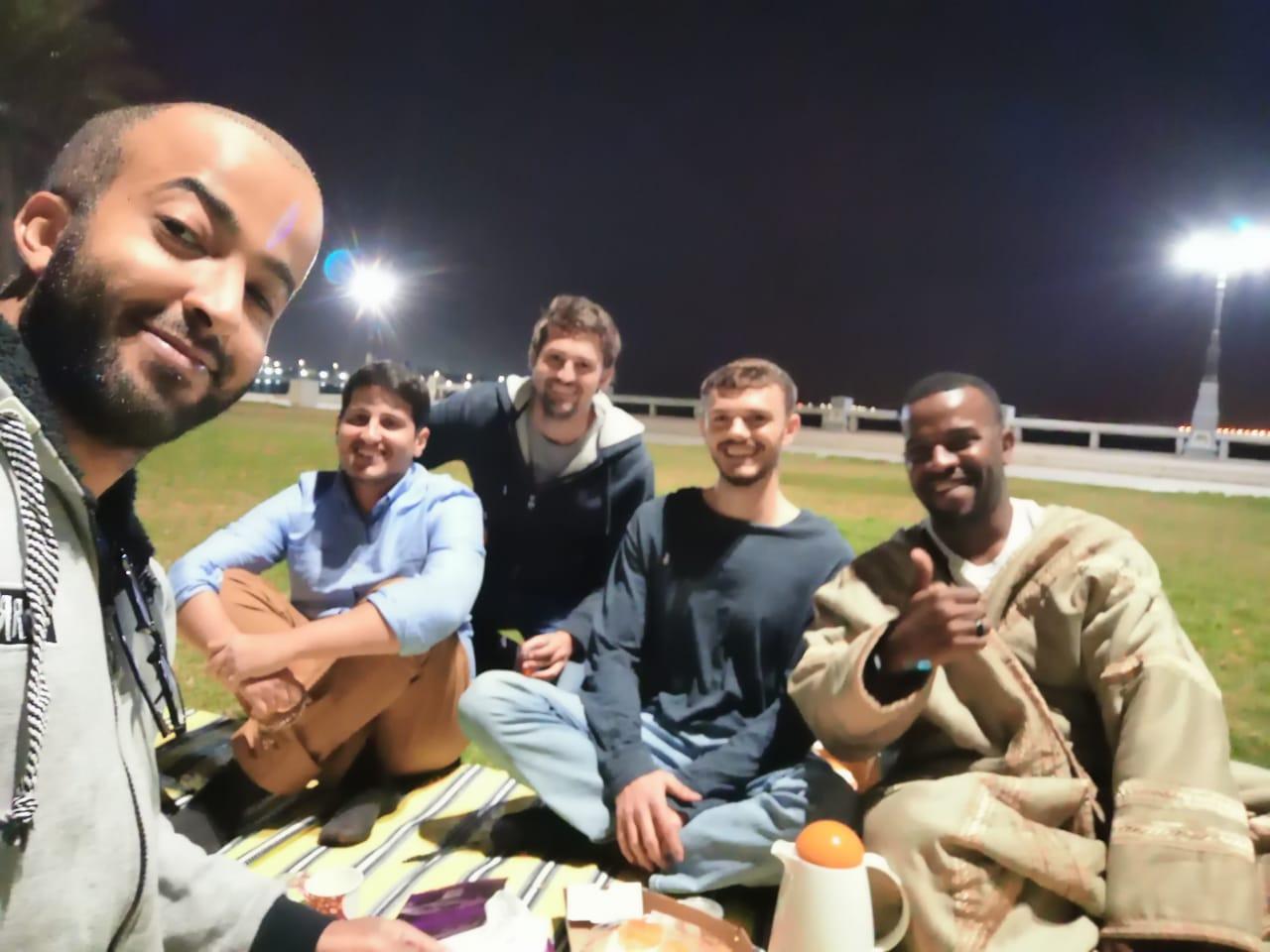 Dammam Corniche, KSA